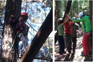 ropes course for blog