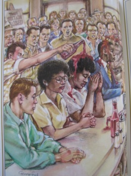 I Have A Dream, illustration from the book